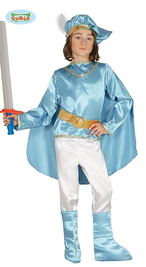 San Francisco 100% qualità bellissimo a colori Costume principe azzurro principino delle favole