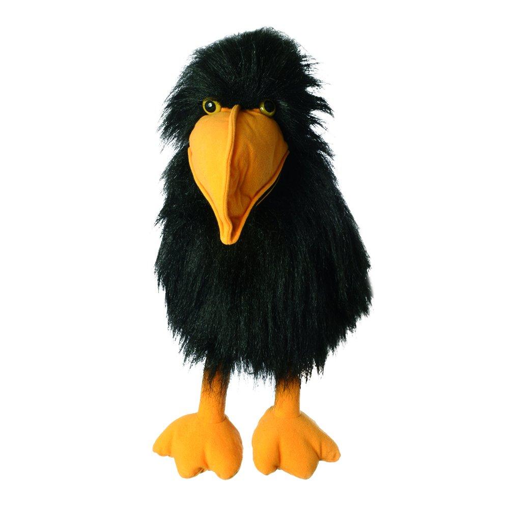 The Puppet Company - Große Vögel - Krähe: Amazon.de: Spielzeug