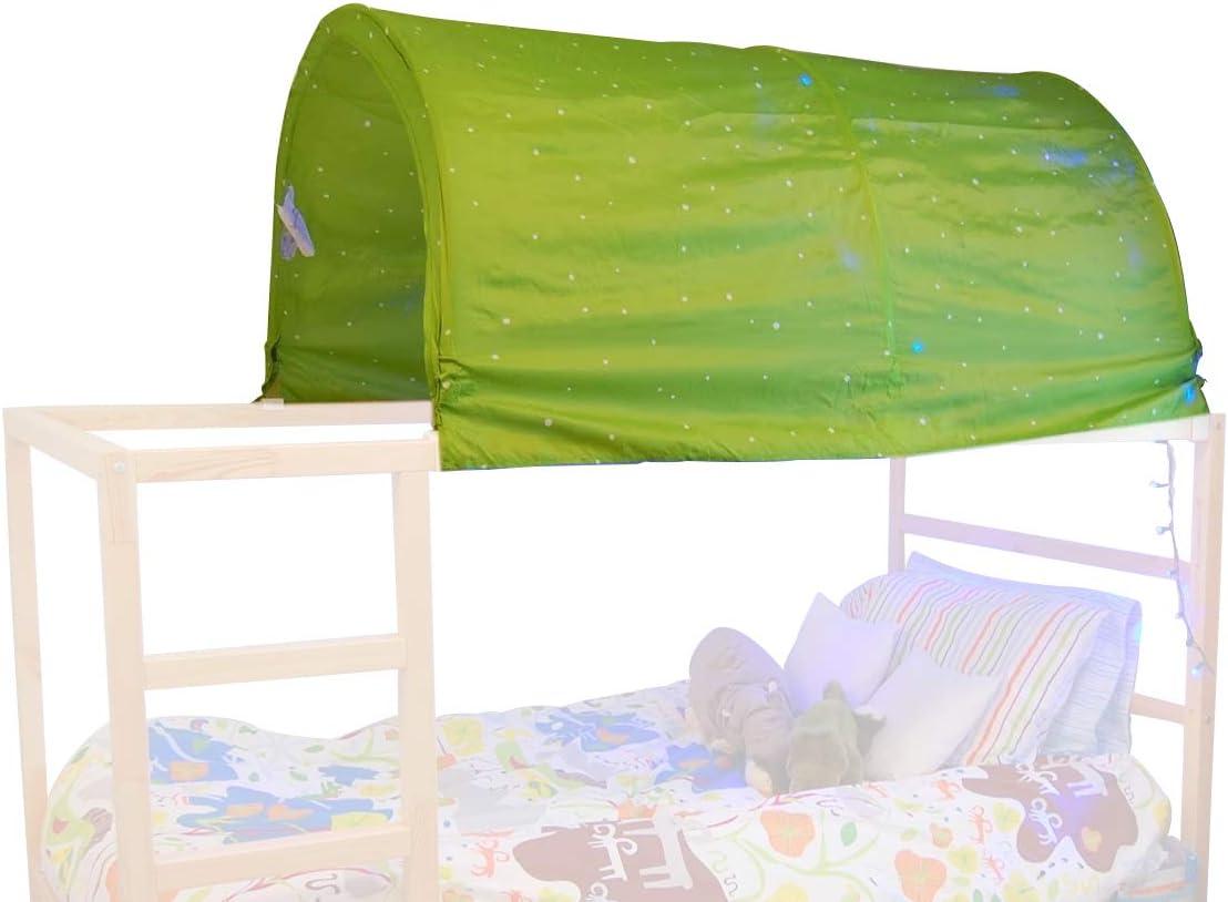 Amazon Com Kao Mart Bed Canopy Tent For Ikea Kura Green Sports Outdoors