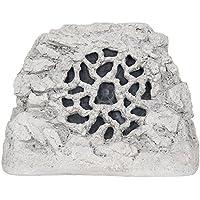 SpeakerCraft Ruckus 8 One Rock Landscape Speaker - Each (Gray/Granite)