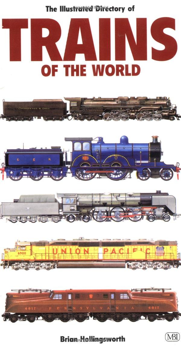 Illustrated Directory of Trains of the World