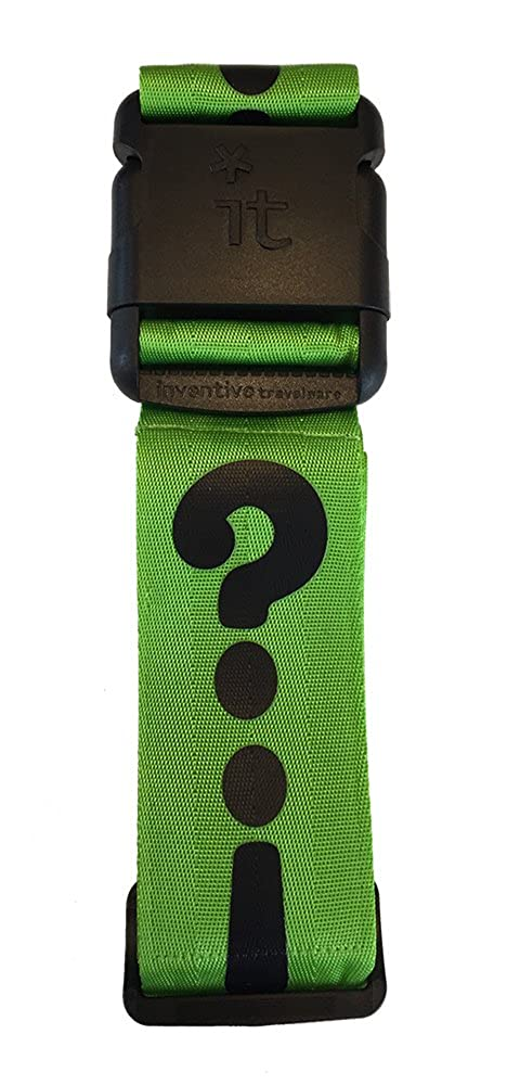 Luggage Strap Punctuation Inventive Travelware Bright Colors LS-103