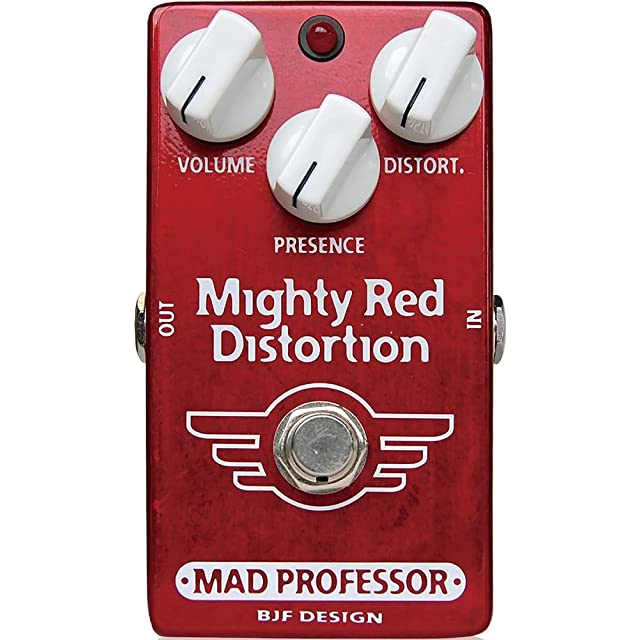 リンク:Mighty Red Distortion