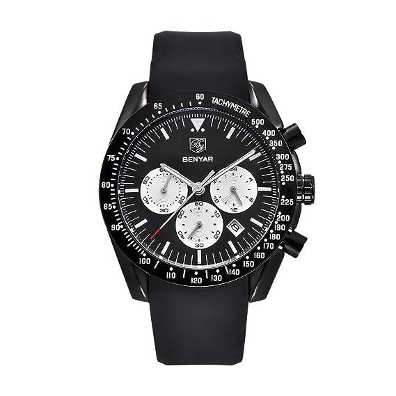 Relojes de moda de los hombres de los relojes del análogo de cuarzo para los hombres