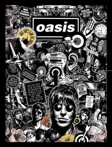 オアシス(Oasis)『Lord Don't Slow Me Down(DVD)』