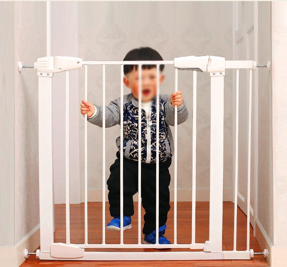 【スーパーセール】 子供の安全ゲイツ赤ちゃんのセキュリティゲートペットドアバー犬のフェンス子犬のプレイペンは77cm - B07D1H388M 83cmの幅に適して - B07D1H388M, 美禰郡:16c8d657 --- a0267596.xsph.ru