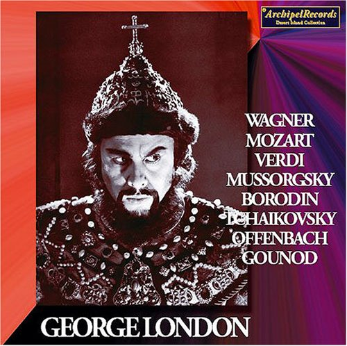 George London 2021 spring and summer Same day shipping new Sings From Arias