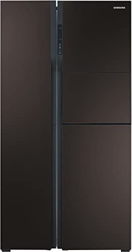 Samsung 591 L Frost Free Side By Side Refrigeratorrs554nrua9mtl