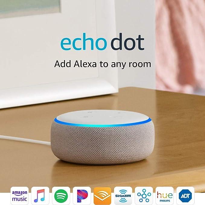 Amazon Echo Dot: Add Alexa to any room
