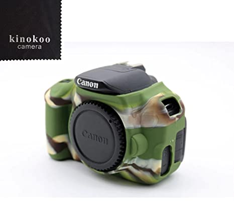 amazon com kinokoo camera cover for canon 600d 650d 700d silicone