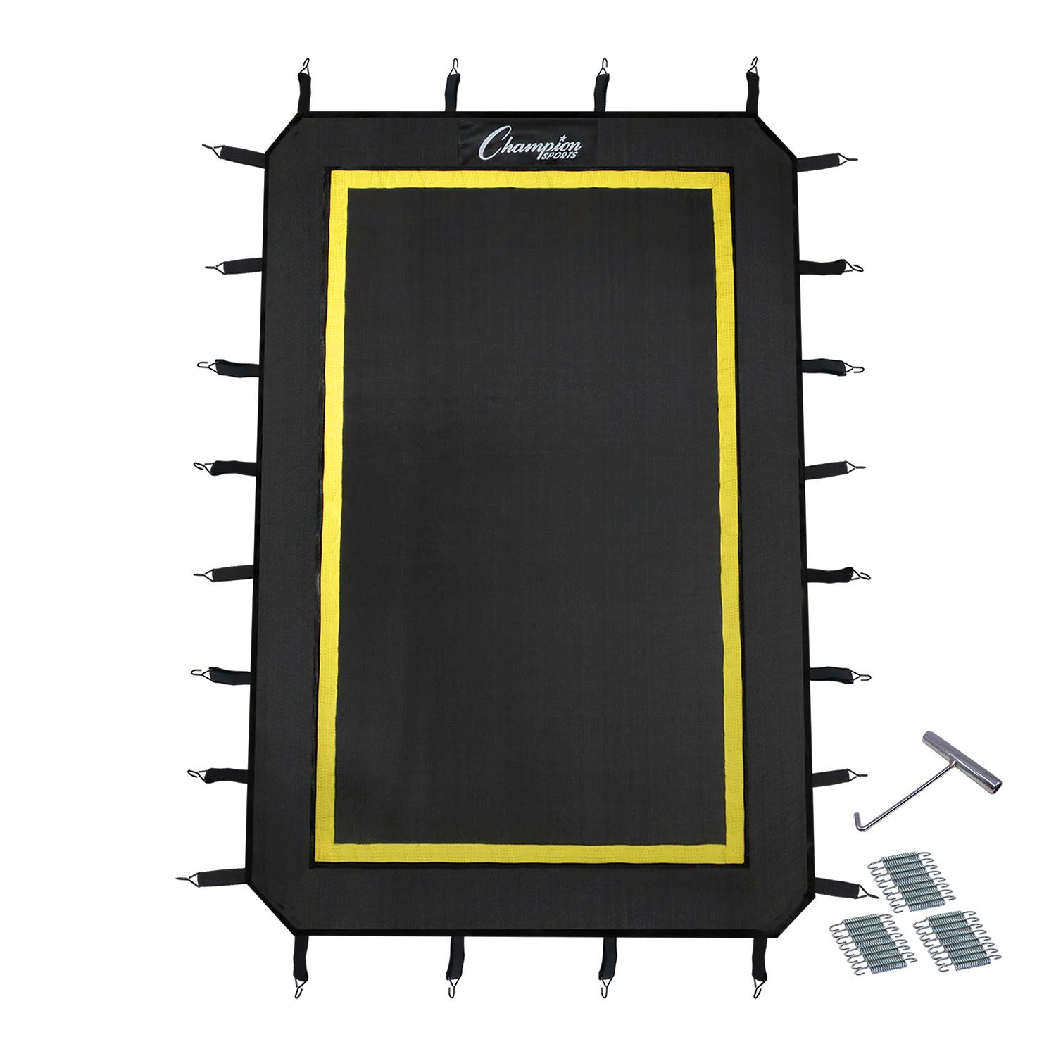 Champion Sports Replacement Target and Springs for LBT43 Lacrosse Rebounder