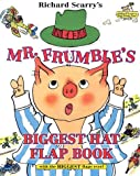 Mr. Frumble's Biggest Hat Flap Book Ever!, Richard Scarry, 0689848447