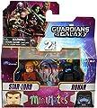 Guardians of The Galaxy Minimates Series 57 Mini Figure 2-Pack Star-Lord & Ronan