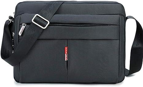 AZHom New men's bag trend men's shoulder bag Korean: Amazon