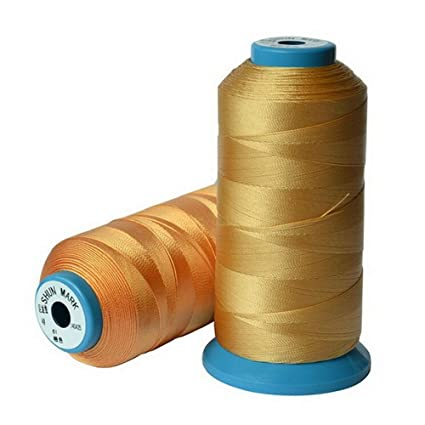 Hilo de coser de Nylon consolidado PsmGoods fuerte para máquina de coser de costura de color