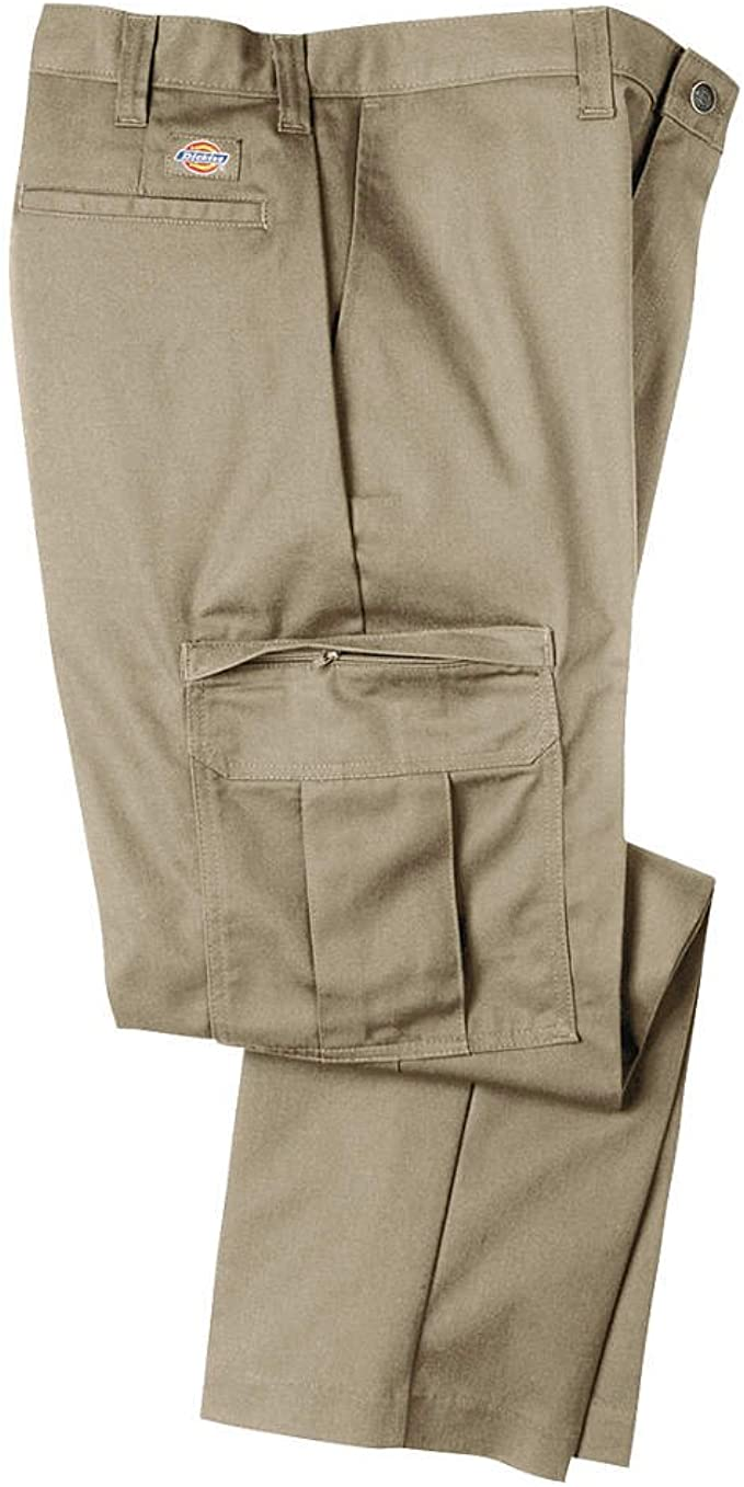 Details about  /Dickies Mid Rise Pull-On Cargo Pant 82012 Wine