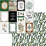 """Garden Party Double-Sided Cardstock 12""""X12""""-Celebrate"""