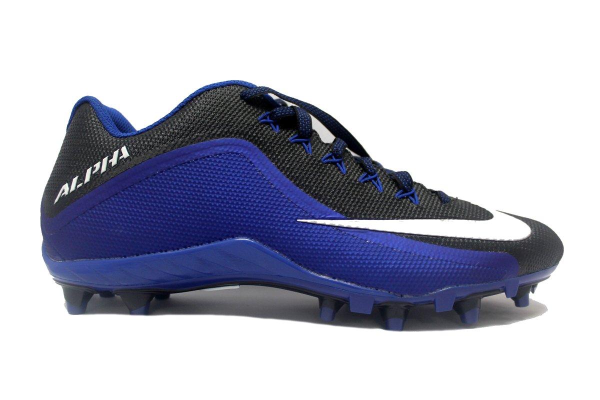 Nike Men's Alpha Pro 2 Football Cleat B01JPICHJO 11 D(M) USBlack