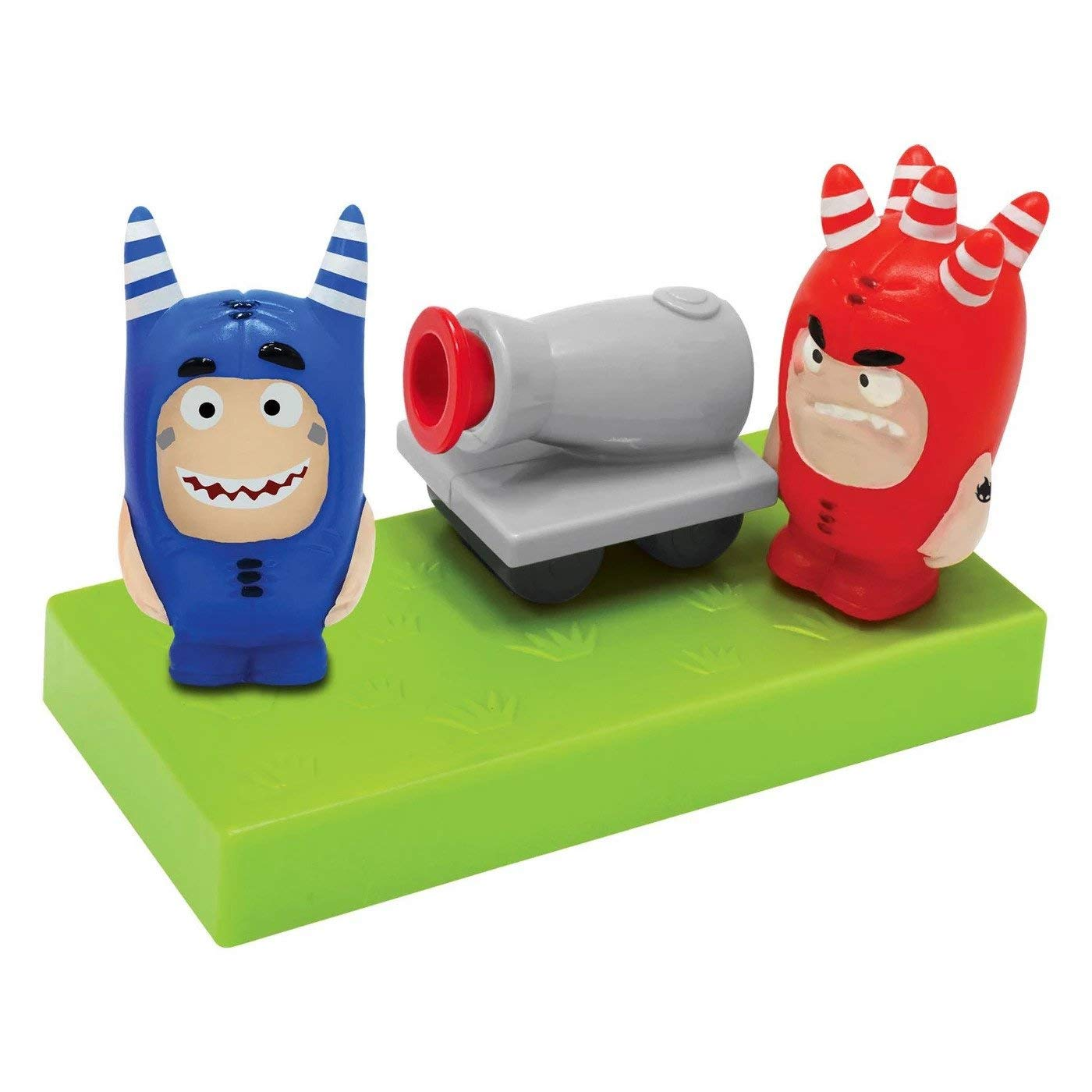 Fuses Surprise Fuse and Pogo Fun playset ODDBODS Funny Maker