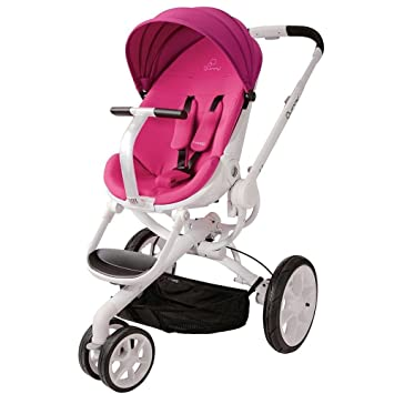 Amazon.com : Quinny Moodd Stroller, Pink Passion : Standard Baby ...