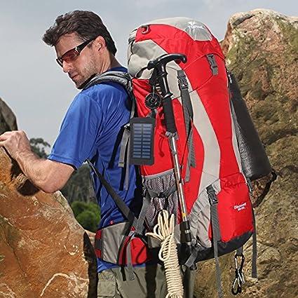 300000 mAh Dual USB Portable Solaire Chargeur solaire Power