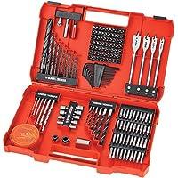 Black & Decker 201-Pc. Power Tool Accessory Set
