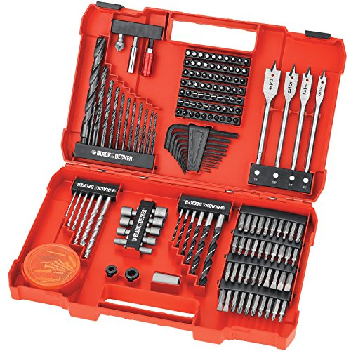 Black & Decker Black Decker 201-Piece Power Tool Accessory Set 885911