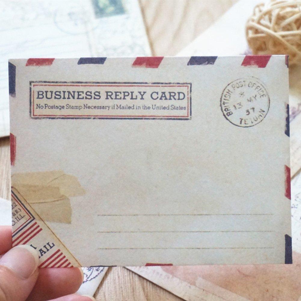 60xtoruiwa envelope vintage brown paper envelope for postcard 60xtoruiwa envelope vintage brown paper envelope for postcard greeting card invitation letter diy gift wrapping pouch m4hsunfo