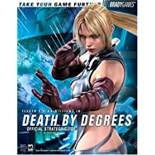 Tekken's Nina Williams In: Death by Degrees(tm) Official Strategy Guide