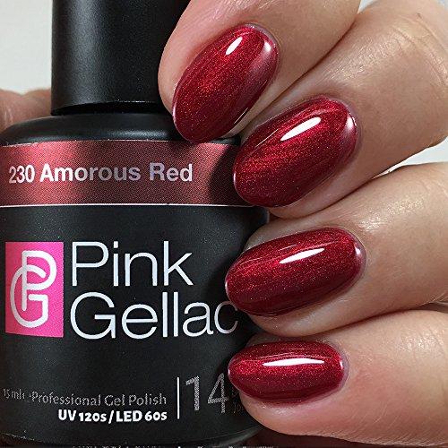 Pink Gellac Gel Polish Gelpolish