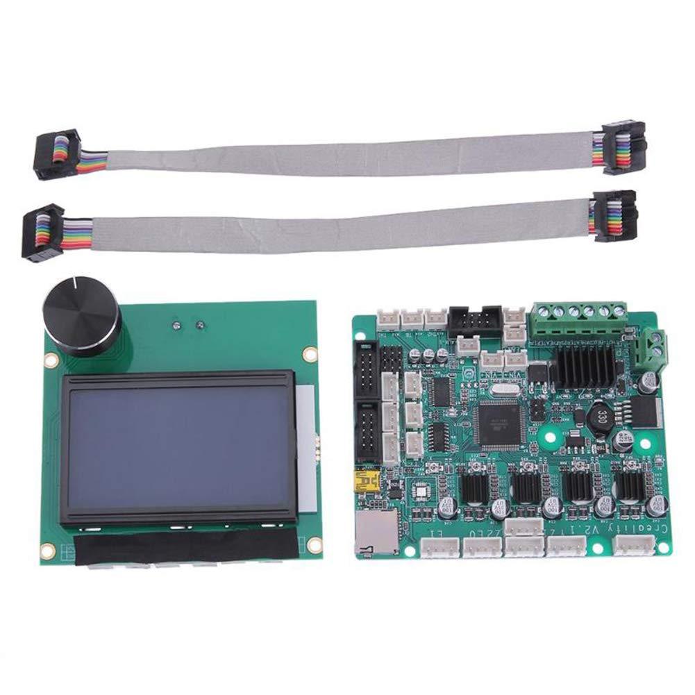 Powlance 3d imprimante 12864écran LCD + carte mère pour Creality CR-10pièces