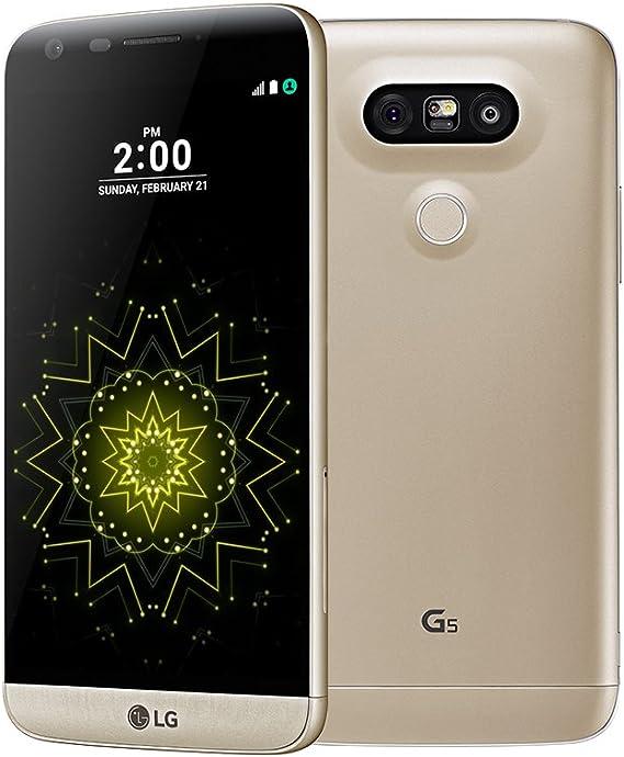 LG G5 Dual SIM 32GB H860 oro: Amazon.es: Electrónica