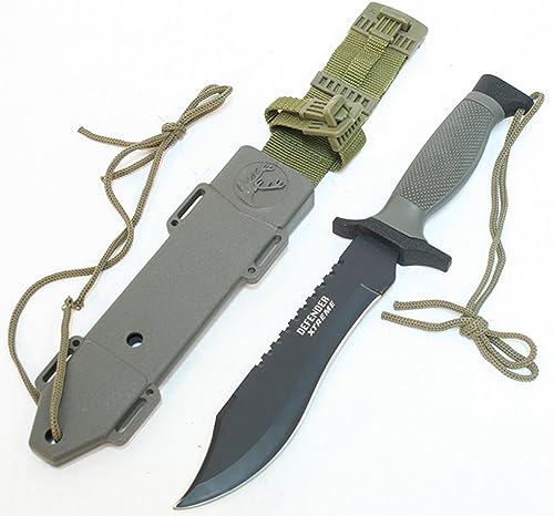 Elite Survival Bowie Knife