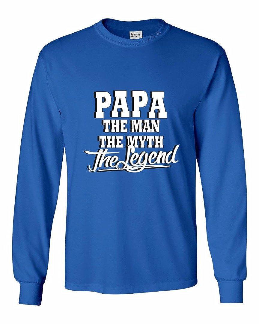 Papa The Man The Myth The Legend S T Shirt 6534