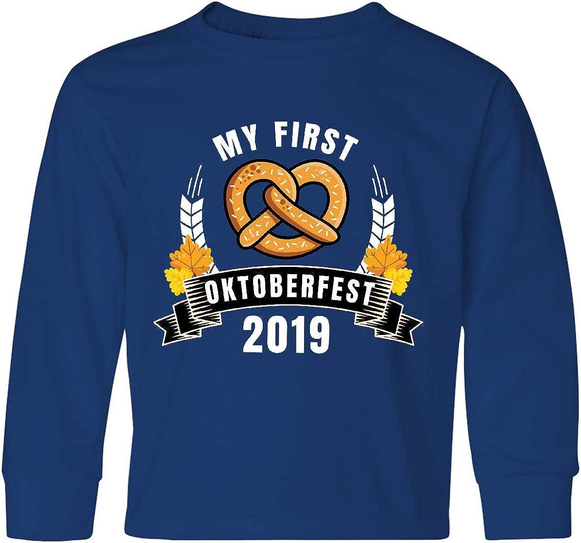 inktastic Oktoberfest Pretzel Baby T-Shirt