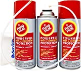 Fluid Film 11.75 oz. Spray 3-Pak - Spray can Extension Wand - Bonus Number 1 in Service Wallet Size Tissue Pack