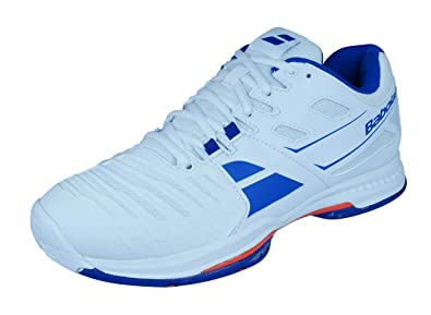 df8e55a612bf Babolat SFX All Court Mens Tennis Sneakers Shoes-White-9