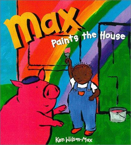 Max Paints the House PDF