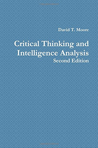 critical thinking moore Journal of adult education volume 39, number 1, 2010 1 the three-part harmony of adult learning, critical thinking, and decision-making kyle moore.