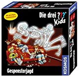 Kosmos 697686 game - Die drei ???Kids - Ghost hunt.