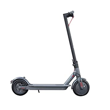 HOROES Scooter Fireboard - Patinete eléctrico Plegable, 30 ...
