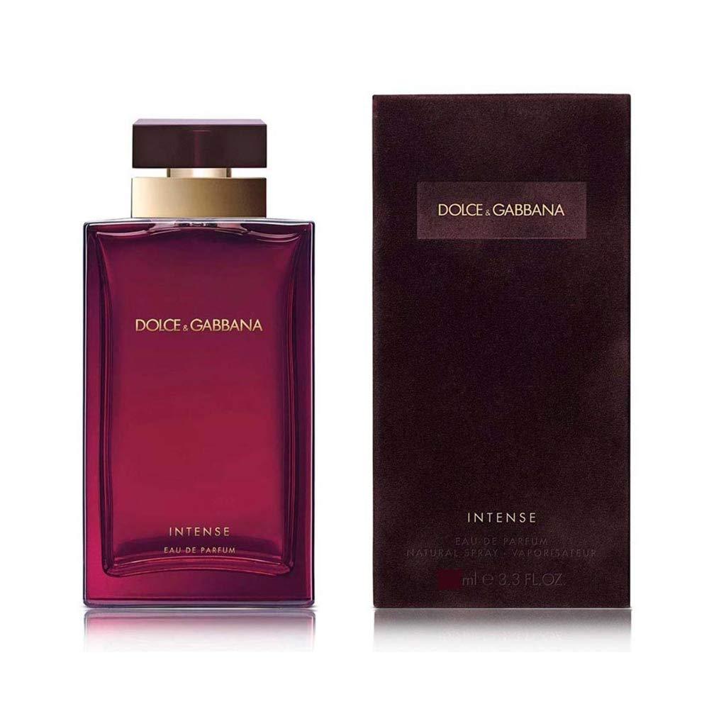 DOLCE & GABBANA Pour Femme Intense Eau de Parfum Spray, 0.84 Ounce