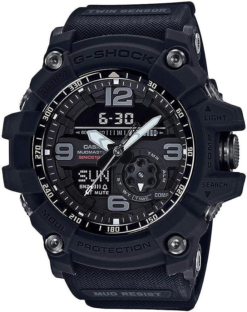 Casio gg1035a-1a G-Shock 35th Aniversario Big Bang Negro Reloj