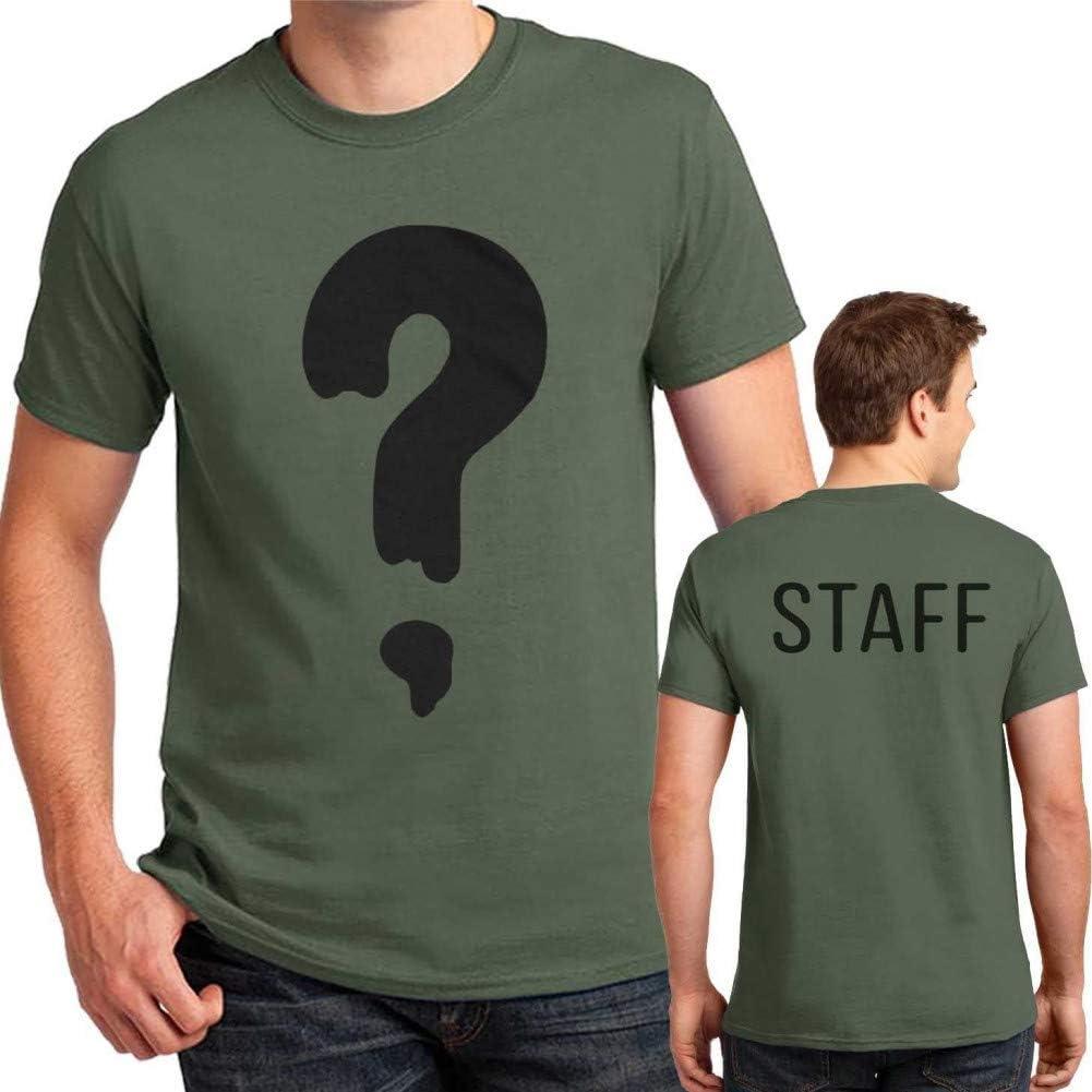 GKKYU Manga Corta Camiseta Camisas de Disfraces de Halloween para Hombre Tamaño 3D Hombres Hot Cheap Manga Corta Camiseta Masculina: Amazon.es: Deportes y aire libre