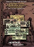 Heritage Currency Auctions, CSNS Signature Auction Catalog #406, Frank Clark, Jim Fitzgerald, Kevin Foley, 1599670410