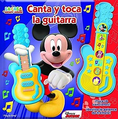CANTA Y TOCA LA GUITARRA CON MICKEY GUITAR MD: 0: Amazon.es ...