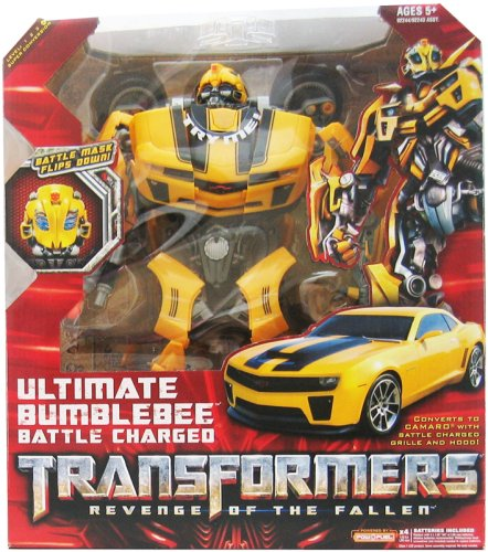 Transformers Ultimate Bumblebee Battle charge