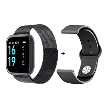 IWlT Smart Watch P70 P68 Plus Bluetooth Smartwatch Heart Rate ...