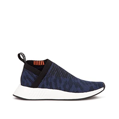 5608af5c9 adidas NMD CS2 PK Womens in Black Noble Indigo