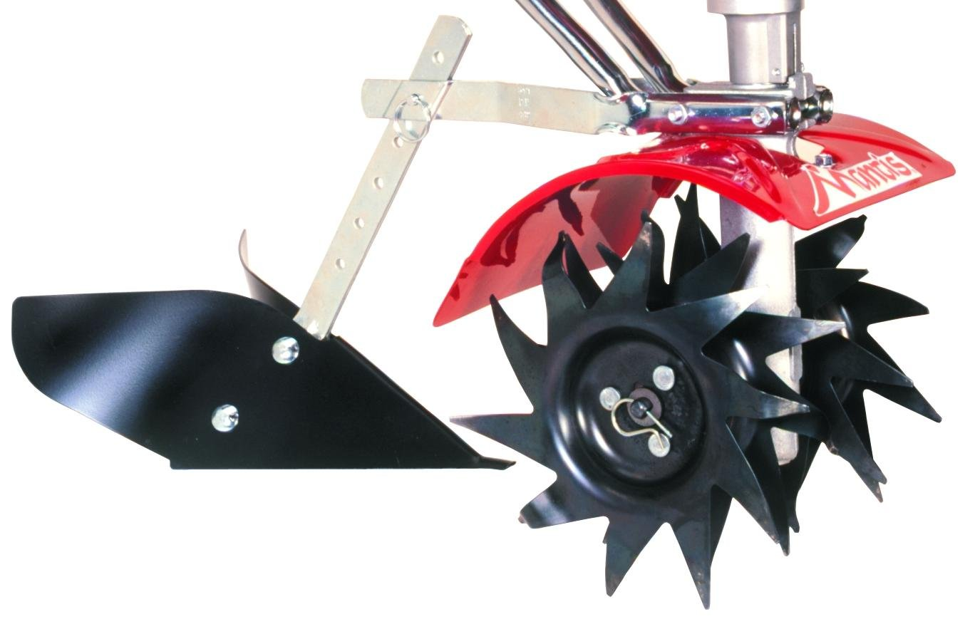 Amazon.com : Mantis 3333 Power Tiller Plow Attachment for Gardening : Mantis  Tiller Accessories : Garden & Outdoor